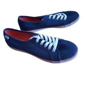 Keds Womens Blue Tennis Shoes Size 9